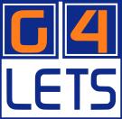 G4 Lets, Brighton branch logo