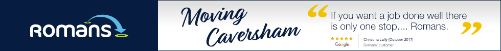 Get brand editions for Romans, Caversham