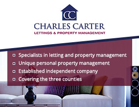 Get brand editions for Charles Carter Lettings & Property Management, Tewkesbury