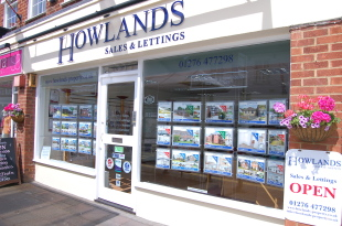 Howlands Sales and Lettings, Bagshotbranch details