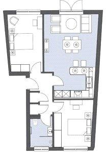 Apartment Style 2