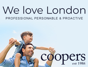 Get brand editions for Coopers, London - Lettings