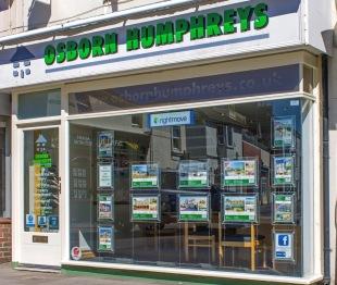 Osborn Humphreys, Shoreham by Seabranch details