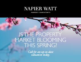 Get brand editions for Napier Watt Limited, London