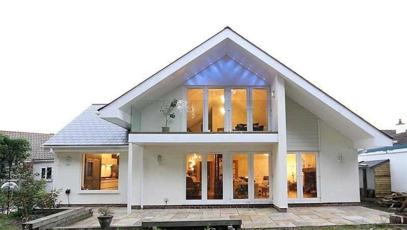 loft conversion dormer designs - 4 bedroom detached bungalow for sale in Linden Close West