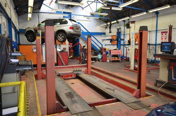 Garage Auto Repair Commercial Real Estate For Sale Delaware: Property For Sale In Established MOT Garage In East London, E6