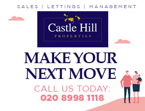 Get brand editions for Castle Hill Properties, Ealing