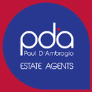 PDA Estate Agents, Chester  branch logo
