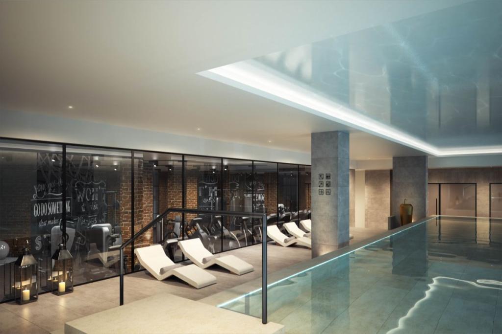 Keybridge,Pool & Sport