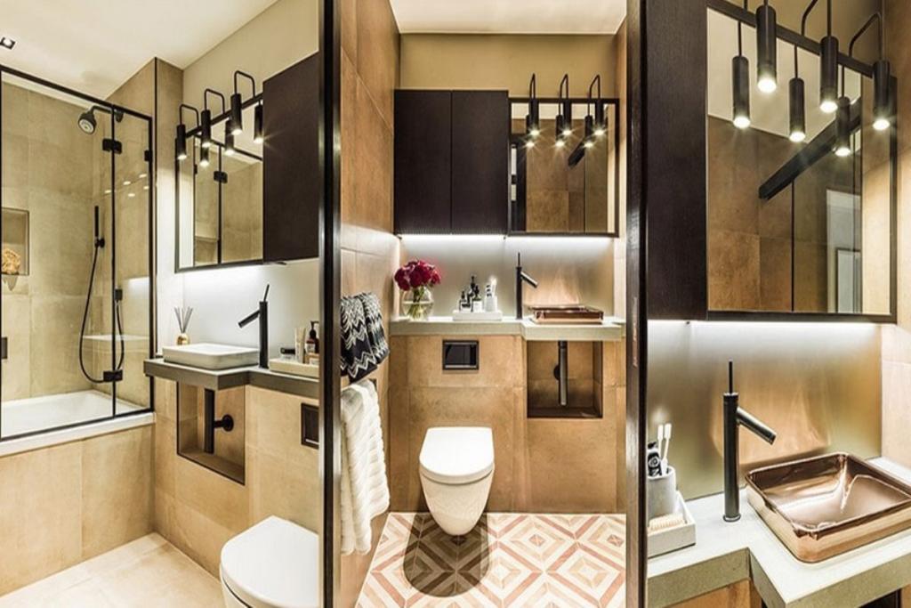 Keybridge,Bathroom