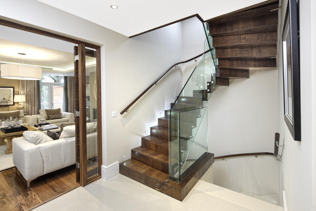 Staircase Stairs Hall Design Ideas Photos Amp Inspiration
