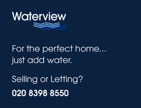 Get brand editions for Waterview, Thames Ditton