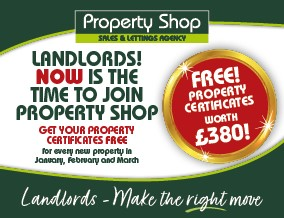 Get brand editions for Property Shop Sales & Lettings, Accrington