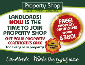 Get brand editions for Property Shop – Sales & Lettings, Accrington