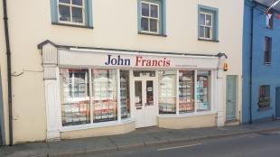 John Francis, Narberthbranch details