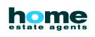 home estate agents, Bedford logo