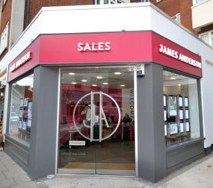 James Anderson, Barnes - Salesbranch details