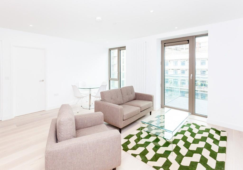 1 bedroom apartment for rent in Nautical Drive, London, E16
