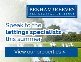 Get brand editions for Benham & Reeves Lettings, Canary Wharf