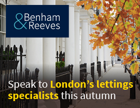 Get brand editions for Benham & Reeves, Canary Wharf