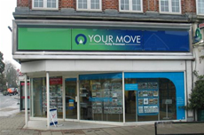YOUR MOVE Petty Freeman Lettings, Sidcupbranch details