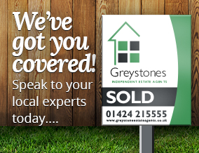 Get brand editions for Greystones Estate Agents, Bexhill-on-Sea
