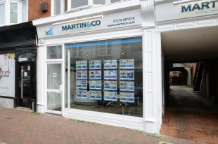 Martin & Co, Camberley - Lettings & Salesbranch details