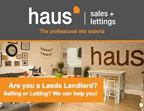Get brand editions for Haus Sales & Lettings, Leeds