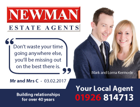 Get brand editions for Newman Estate Agents, Southam