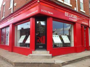 Belvoir, Crewebranch details