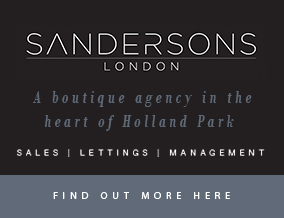 Get brand editions for Sandersons, Holland Park & Notting Hill
