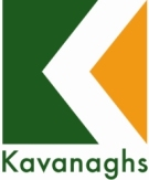 Kavanaghs, Trowbridge logo