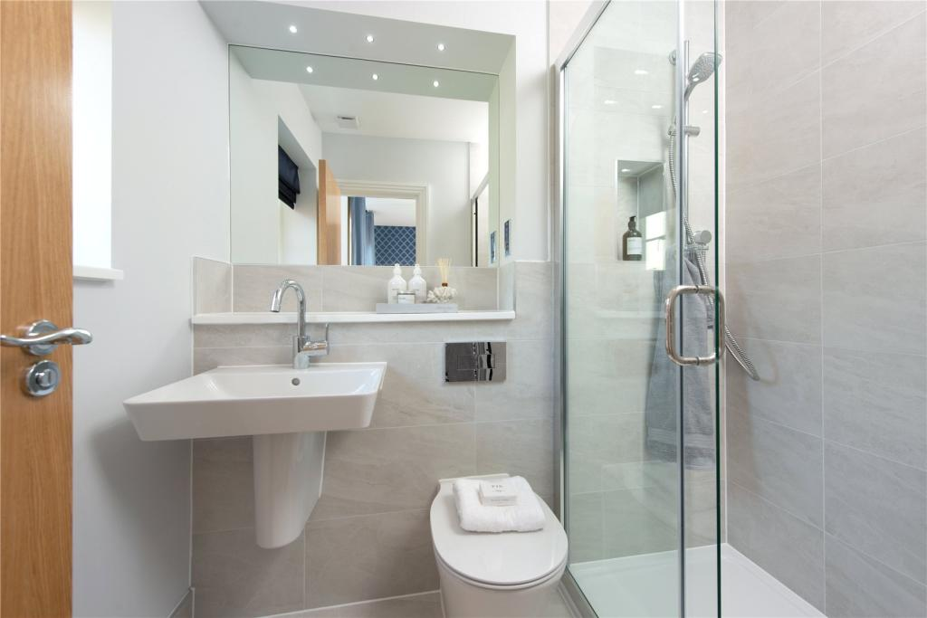 Shanly Homes,Bathroom
