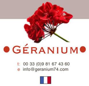 Geranium Immobilier EURLL, St Jean d'Aulpsbranch details