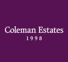 Coleman Estates, Wellington - Sales logo