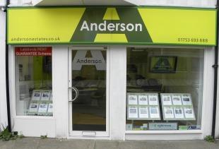 Anderson Estates, Sloughbranch details