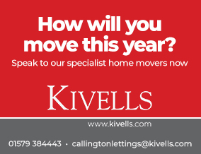 Get brand editions for Kivells, Callington - Lettings