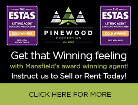 Get brand editions for Pinewood Properties, Mansfield