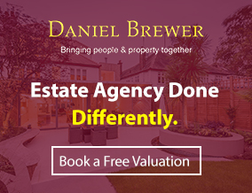 Get brand editions for Daniel Brewer Estate Agents, Essex