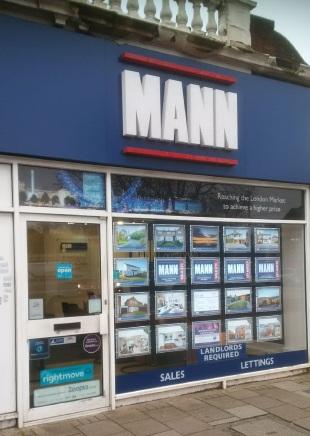 Mann Lettings, Dartfordbranch details