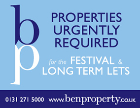 Get brand editions for Ben Property, Edinburgh