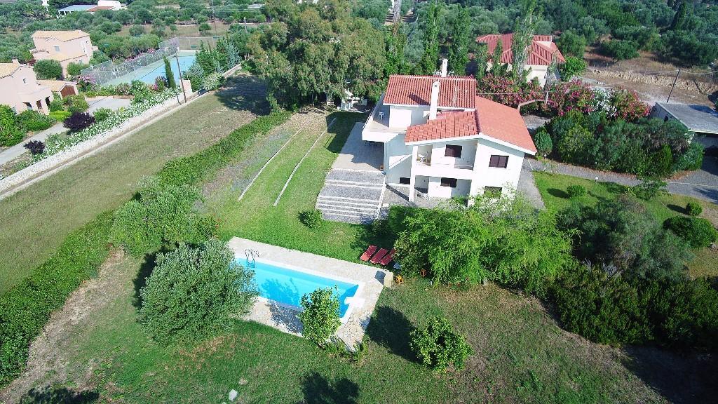 Ionian Islands Villa for sale