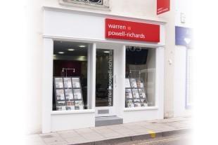 Warren Powell-Richards, Farnhambranch details