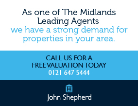Get brand editions for John Shepherd Lettings, Birmingham
