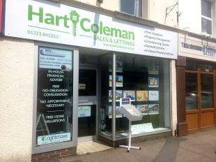 HartColeman Estate Agents, Hailshambranch details