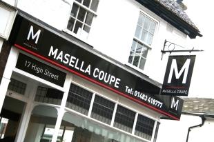 Masella Coupe, Godalmingbranch details