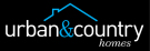 Urban & Country Homes logo
