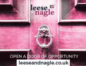 Get brand editions for Leese and Nagle, Westbury On Trym