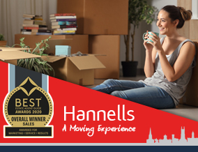 Get brand editions for Hannells Estate Agents, Chaddesden