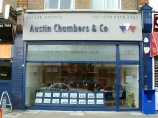 Austin Chambers, Londonbranch details